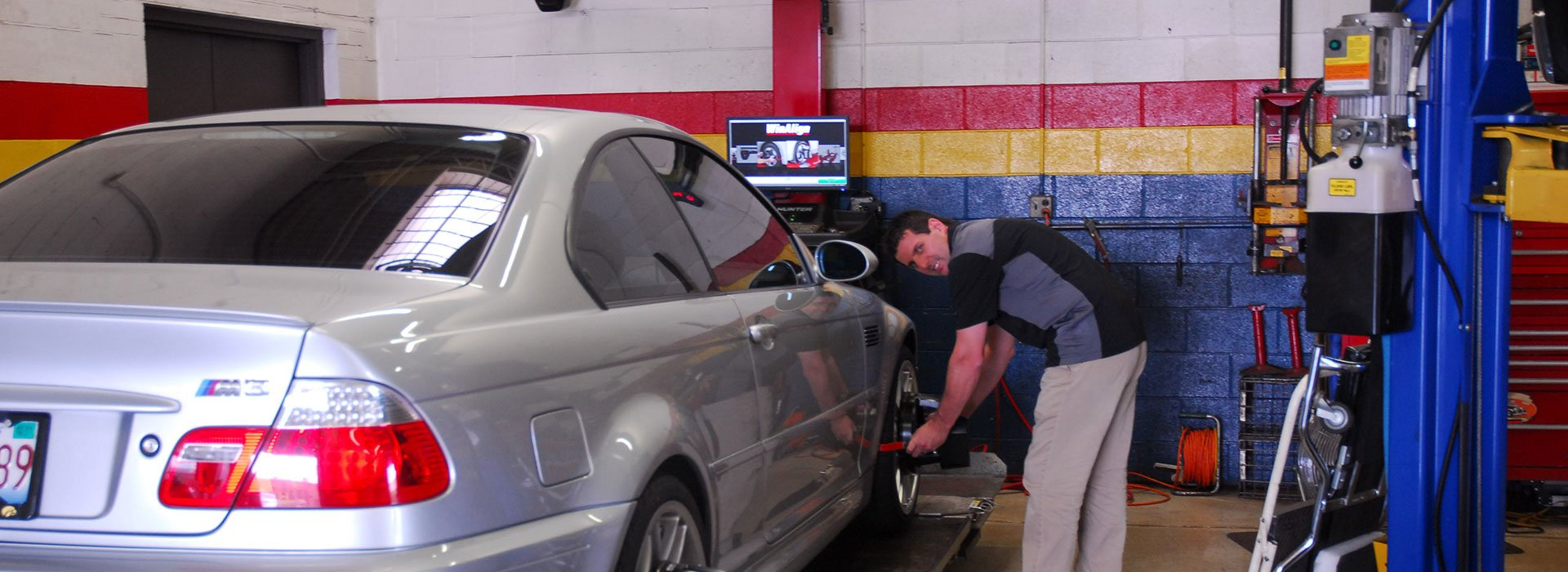 vehicle alignment  elk grove village  schaumburg and itasca